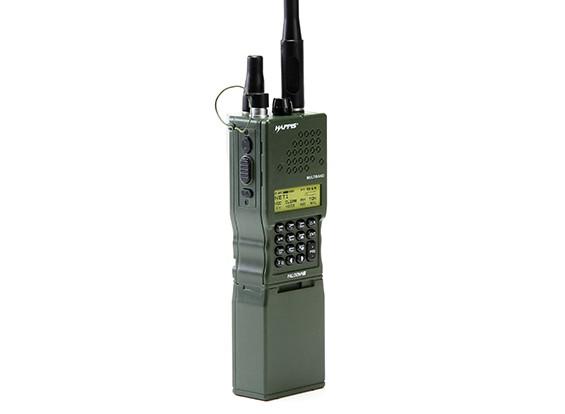 ž战术Z020赞/ PRC-152无线虚拟案例