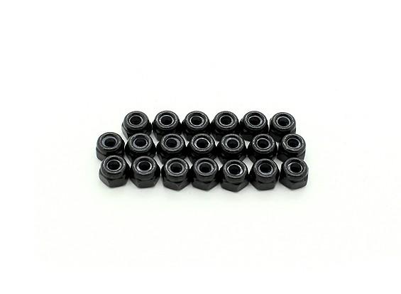 RotorBits M2.5 NYLOCK坚果(20个)