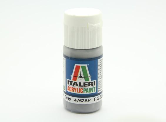 Italeri丙烯酸涂料 - 平平淡淡的灰色幽灵