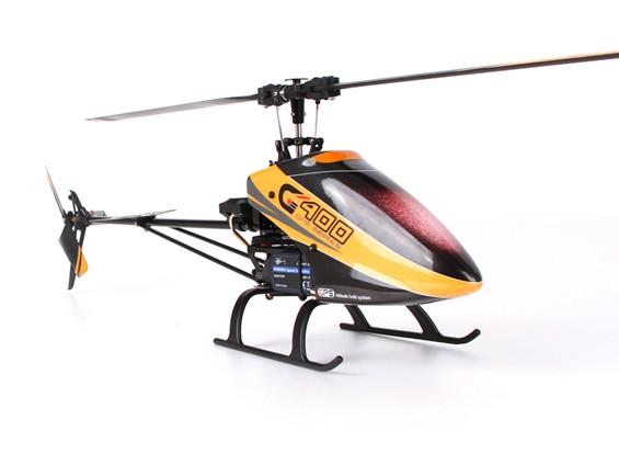 科尔G400 GPS系列6CH无副翼遥控直升机(B&F)