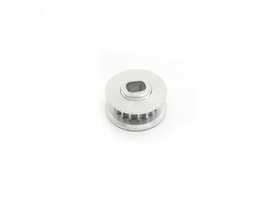 RJX的X极端50 EP铝制前皮带轮S3M 16T#XT90-60007