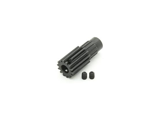 RJX的X TRON 500 14T电动机小齿轮适合1600KV电机#X500-EP14T