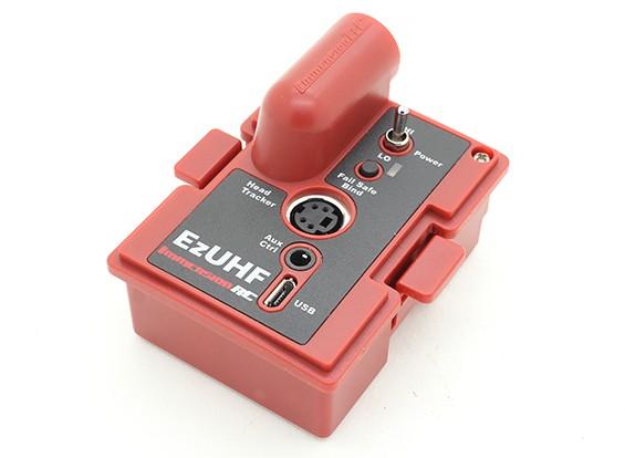 EzUHF 433MHz的直接飞度JR模块的9XR和雷神(UHF)