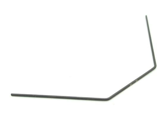 XRAY T4 2014年1/10房车 - 防倾杆前1.2毫米 -  T4
