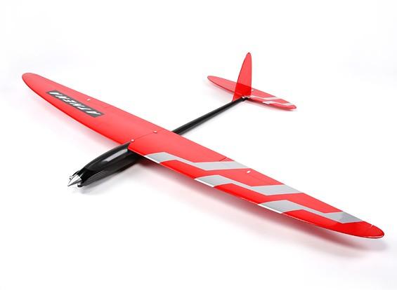 雅典娜电Warmliner滑翔机轻木复合1480毫米(PNF)