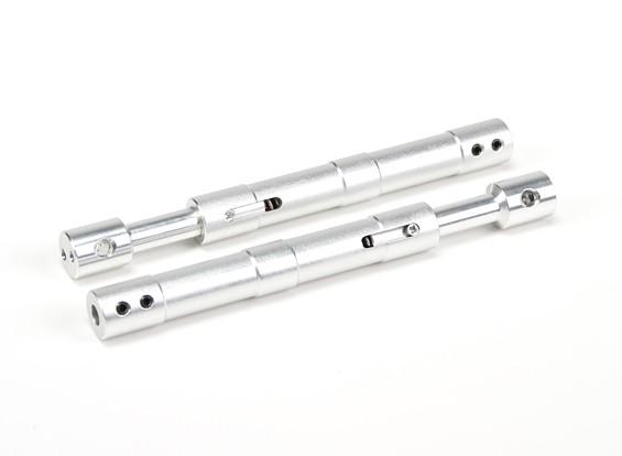 合金直奥莱奥的Struts115毫米(2个)