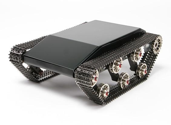 霸王龙金属机器人坦克底盘(1个)