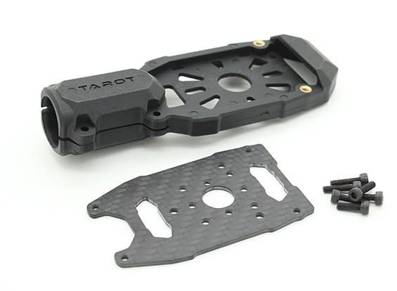 塔罗牌680PRO HexaCopter更换电机和ESC山与固定件(1件)(黑色)