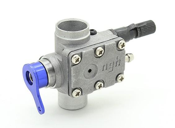NGH GT9 9CC燃气发动机化油器置换完成