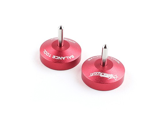 TrackStar底盘平衡设置工具
