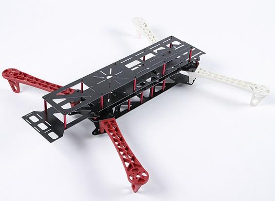 HobbyKing超级-H 600四轴飞行器(KIT)