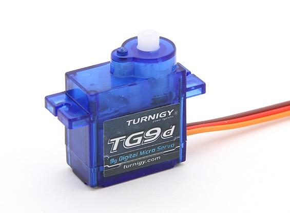Turnigy™TG9d数字伺服微1.8公斤/ 0.09sec /9克