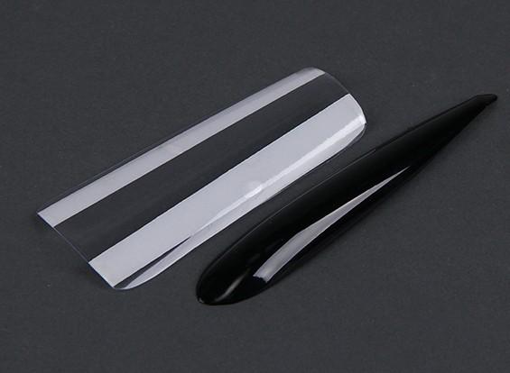 Durafly™EFX赛车 - 更换塑料车身底板橇