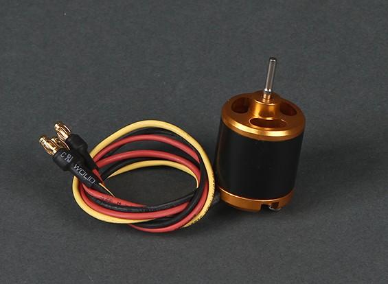 HobbyKing®Bix3教练1550毫米 - 更换电机2630 1400kv