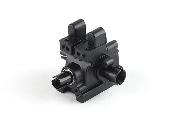 后齿轮箱组件W /全金属齿轮DIFF。 -  A3011