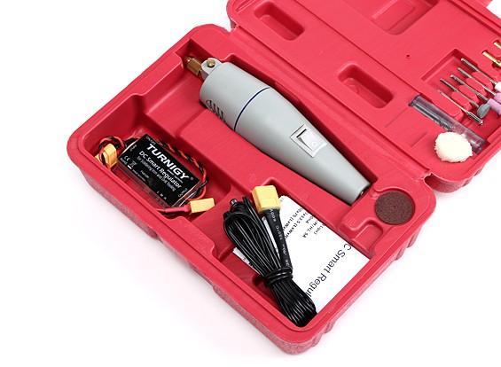 Turnigy微型直流供电旋转刀具