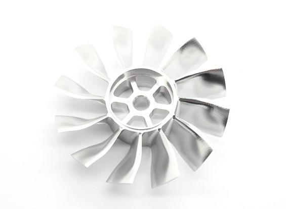 疯狂博士推力CNC铝12扇叶风扇转子90毫米风扇单元