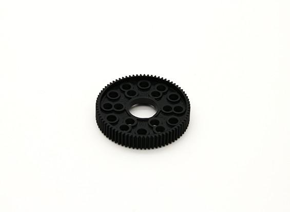 金布罗64Pitch 76T直齿圆柱齿轮