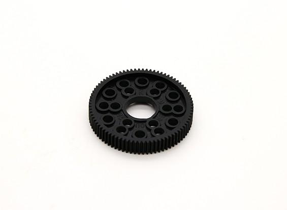 金布罗64Pitch 80T直齿圆柱齿轮