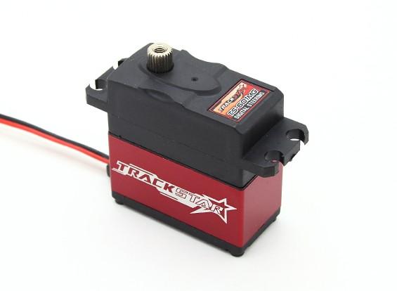 TrackStar TS-601MG数字1/8比例巴吉/ MT转向舵机13.2公斤/ 0.12sec /57克