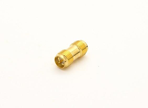RP-SMA插孔< - > RP-SMA插孔适配器