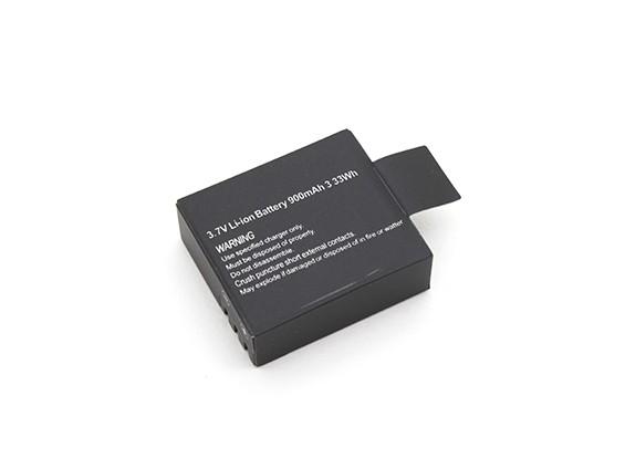 备用电池 -  Turnigy ActionCam 1080P全高清摄像机