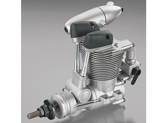 OS FS-62V环斑四冲程发动机发光