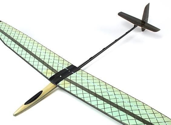 HobbyKing 1.5M DLG V2复合1500毫米(PNF)