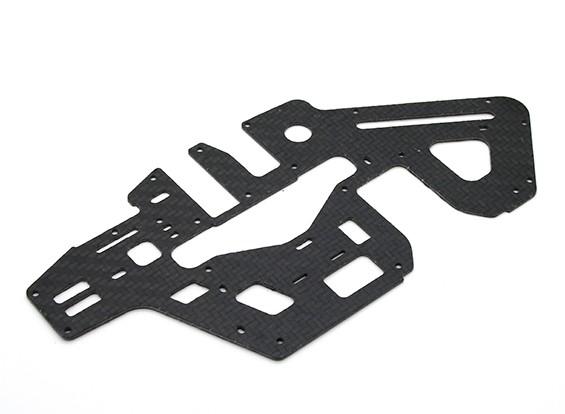 塔罗牌450 PRO V2碳纤维主框架侧板(1.2毫米) - (TL45028A)