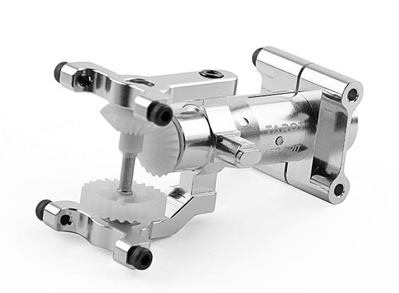 塔罗牌450 PRO 6061-T6铝合金CNC尾管安装架(TL45043-02)