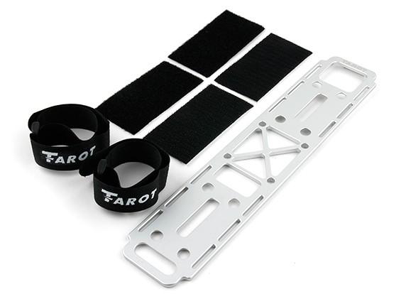 塔罗霸王龙700E / F3C铝壳电池安装盘(TL70084)