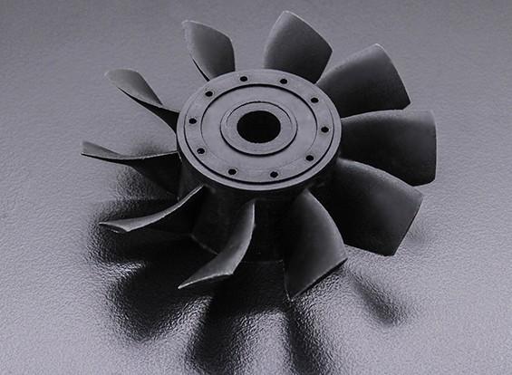 DPS系列64毫米EDF 10刀片更换叶轮