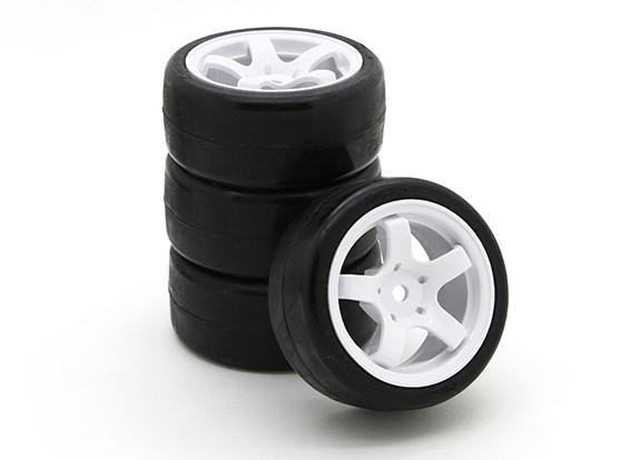扫描SWP-MN33迷你房完成轮胎套装33deg(4只)