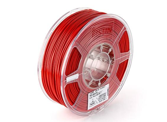 丰德丽3D打印机长丝红3毫米ABS 1KG卷