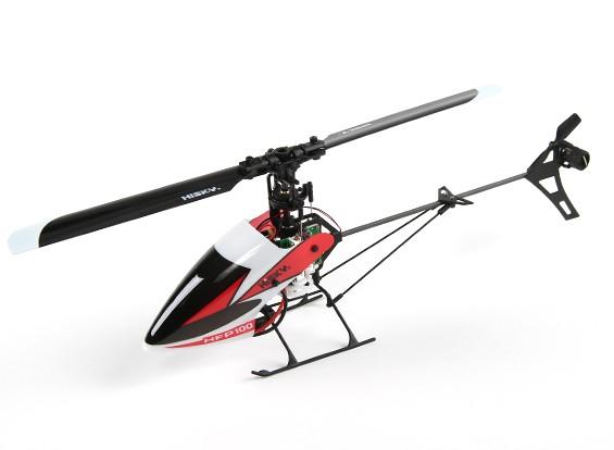 HiSky HFP100 V1迷你固定摊位遥控直升机(B&F)(Flysky协议)