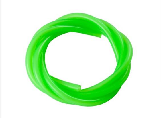 RJX燃气/燃油硝基管2.5毫米乘1米 - 绿色