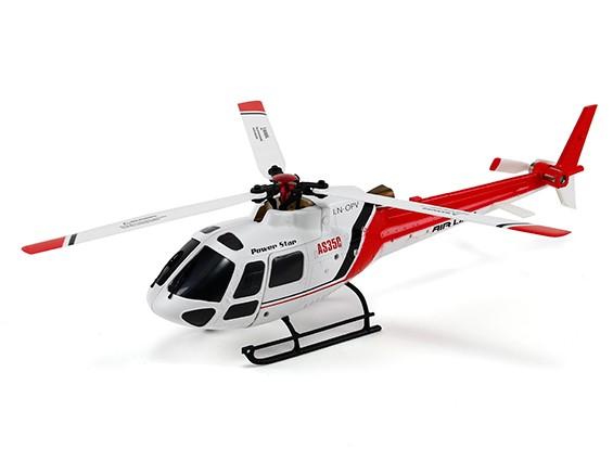 WLToys V931 AS350螺距比例尺3D遥控直升机(箭在弦上)