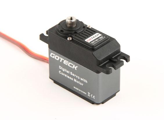 Goteck DC1611S数字MG高扭矩伺服性病22千克/ 0.14sec /53克
