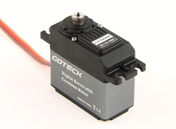 Goteck DC1612S数字MG高扭矩伺服性病53克/12公斤/ 0.07sec