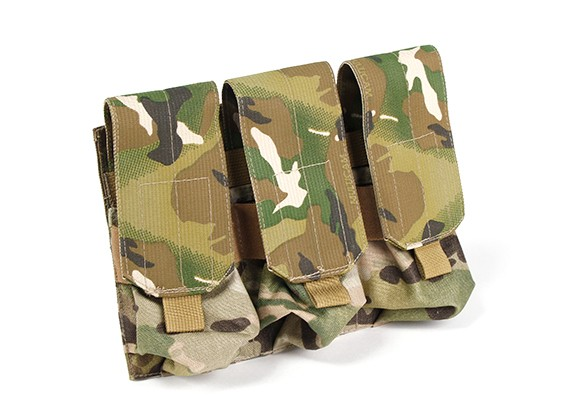 SWAT莫尔M4三联弹匣包(多机)