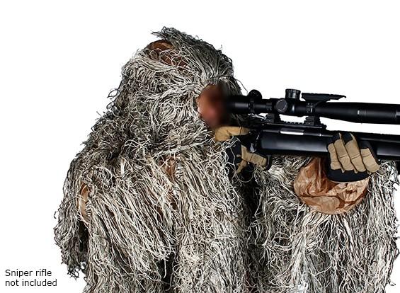 特警狙击手沙漠套装