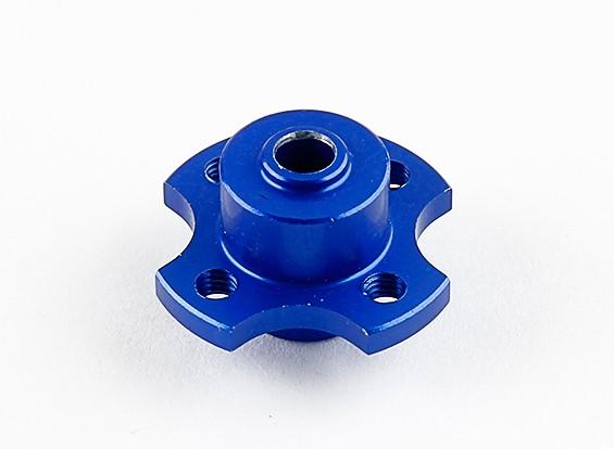 铝。直齿圆柱齿轮盖 - 魔鬼1/10 4WD汽车漂移