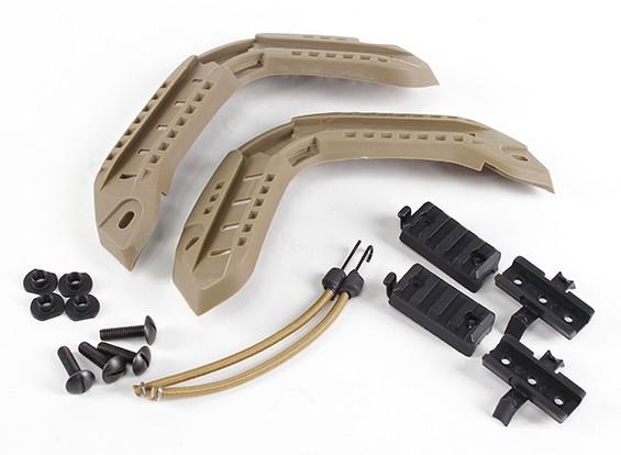 FMA海事头盔指南工具包(暗地球)