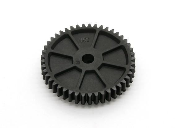 H-王沙尘暴1/12两轮驱动沙漠越野车 - 直齿圆柱齿轮
