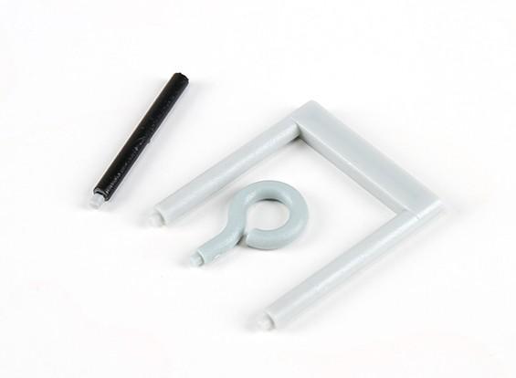 HobbyKing™福克沃尔夫FW-1901600毫米 - 秤配件