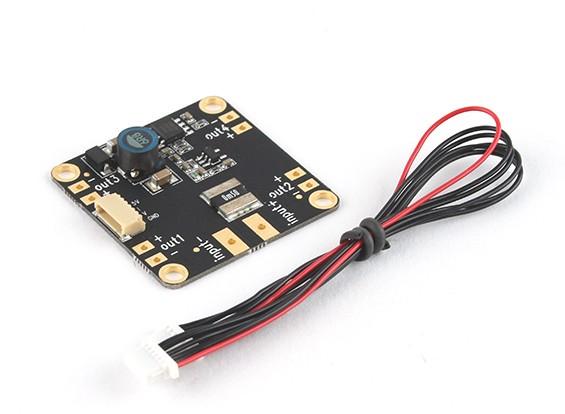 微HKPilot米加PDB,BEC和伏/ AMP传感器30.5毫米安装