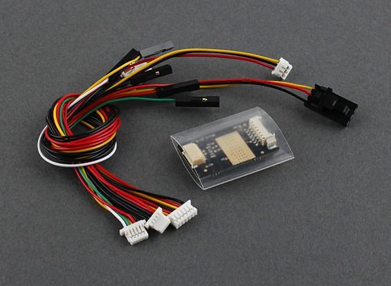 微HKPilot OSD MAVlink兼容微型屏幕显示
