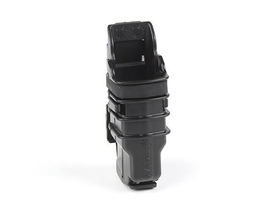 ITW FASTMAG手枪/皮带和双协议栈(黑色)