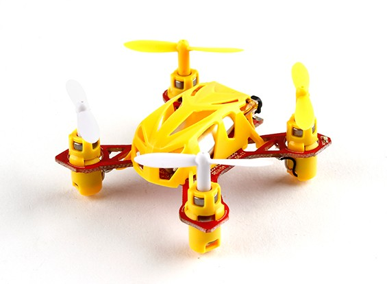 WLToys V272 2.4G四路四轴飞行器黄颜色(箭在弦上)(模式1)