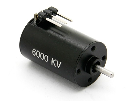 6000KV无刷电机 -  Turnigy TZ4 AWD